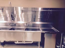 kitchen style stainless steel backsplash for modern kitchen