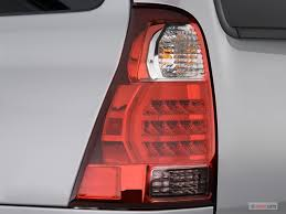 4th gen 4runner led tail lights image 2007 toyota 4runner 4wd 4 door v6 sr5 sport natl tail light