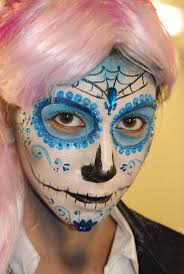 day of the dead makeup for halloween 77 best day of the dead inspiration images on pinterest sugar