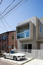 Concrete Home Designs by Collection House In Japanese Photos The Latest Architectural