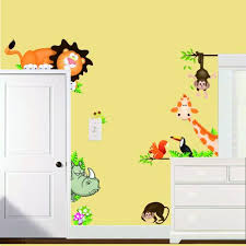 Buy Kids Room  Nursery Decals  Stickers For Sale Online In Australia - Animal wall stickers for kids rooms