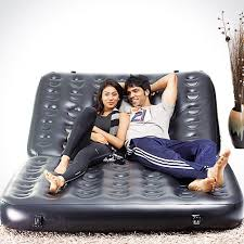 5 in 1 inflatable sofa bed
