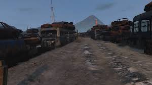 car junkyard gta 5 cars dump gta5 mods com