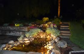 Low Voltage Led Landscape Lighting Outdoor Garden And Landscape Lighting Installation Newtown