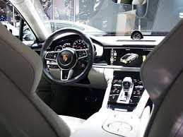 porsche panamera inside porsche panamera 4e hybrid is stunning inside and out