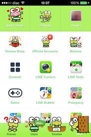 theme line android ultraman keroppi line theme