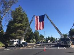 San Jose Flag Rest Easy Sir We Have The Watch U0027 Law Enforcement Agencies
