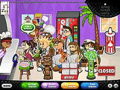 jeux de cuisine papa cupcakeria papa s donuteria free flash flipline studios projektek