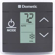 dometic capacity touch thermostat dometic 3316230 014 air