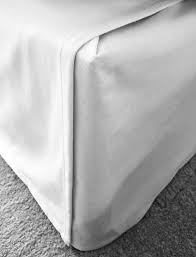 Curtains Made From Bed Sheets Tailored Adjustable Bed Skirt From Ready Made Curtains