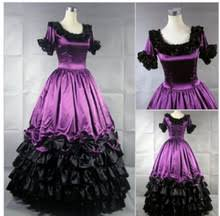 Ball Gown Halloween Costumes Popular Cinderella Ball Gown Costume Buy Cheap