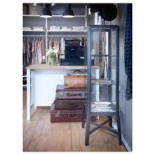 single glass door cabinet fabrikör glass door cabinet beige ikea