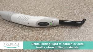 what is a dental curing light used for what is that weird blue light my dentist uses southeast family dental