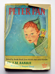 peter pan edited by josette frank from peter pan and wendy by j m