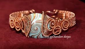copper jewelry bracelet images Wire rapper battle of the jewelry sealers jpg