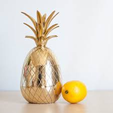 Pineapple Home Decor Shop Mad Men Decor On Wanelo