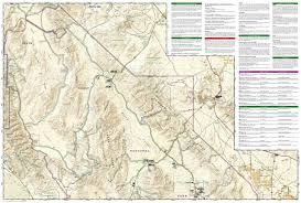 National Geographic Topo Maps Death Valley National Park Trails Illustrated National Parks Ng