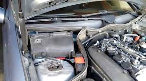 mercedes c class change easy cockpit air filter change mercedes c class w203 220 cdi
