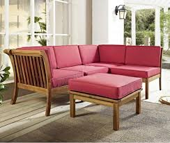 rich l shape wooden sofa for living room