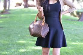 louis vuitton ellipse pm monogram handbag review lollipuff