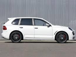 2006 Porsche Cayenne Turbo - gemballa updates gt600 aero 3 kit for 957 porsche cayenne turbo