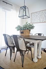 fixer upper dining table how to get the fixer upper look in your home jenna burger