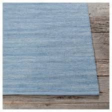 Chandra Rug Chandra India 7 Hand Woven Cotton Area Rug Blue Target