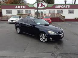 2006 lexus is250 for sale by owner lexus is 250 for sale carsforsale com