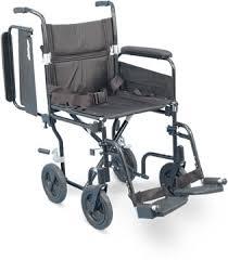 Transport Chairs Lightweight Airgo Comfort Plus Lightweight 17
