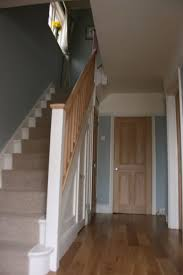 paint hall best paint colours for hall stairs and landing home design blue