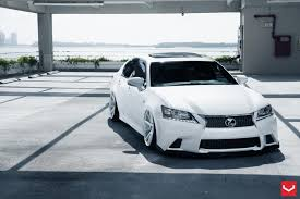 lexus is jdm vossen wheels lexus gs vossen flow formed series vfs 1