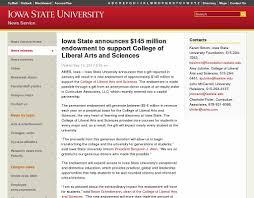 Map Of Iowa State University by Iowa State University Alumni Net