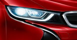 Bmw I8 Red - bmw i8 celebration edition is a protonic red special only for japan
