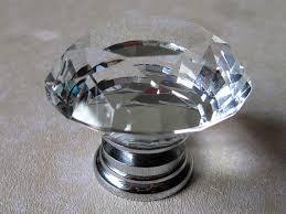 glass cabinet pulls handles large crystal knob glass knobs drawer pulls dresser knobs
