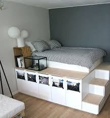Cool Designs For Small Bedrooms Bed Ideas For Small Rooms Kreditplatz Info
