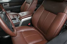 2013 F150 Interior 2013 Ford F 150 Supercrew Ecoboost King Ranch 4x4 First Drive