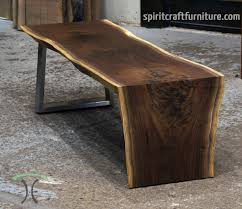 live edge table chicago coffee table live edge slab dining tables walnut slabs and tops