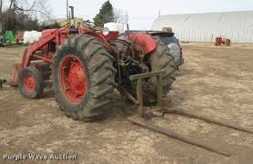 massey ferguson 85 tractor item da2216 sold march 22 ag