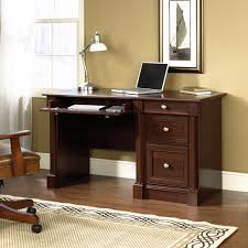 Computer Desk With Hutch Cherry by Palladia Computer Desk 412116 Sauder