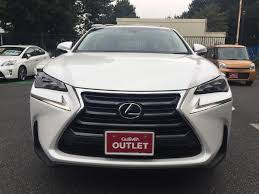 lexus crossover 2015 2015 lexus nx 200t version l used car for sale at gulliver new