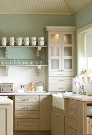 kitchen oh kitchen where art thou grey shelves martha stewart