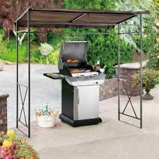 details about outdoor grill gazebo canopy grill barbecue shelter