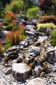 ditch the ordinary ditch create a realistic dry creek bed