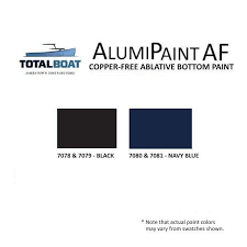 totalboat alumipaint af aluminum and pontoon boat antifouling paint
