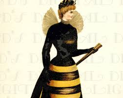 bee costume etsy