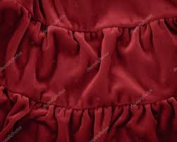 red burgundy marsala fleece soft fabric u2014 stock photo