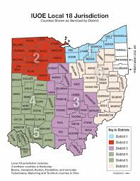 District Maps Of Jurisdiction Washington by Becoming An Operating Engineer U2013 Iuoe Local 18 Apprenticeship And