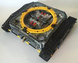 lego technic bucket wheel excavator one for the bucket list new elementary a lego blog of parts