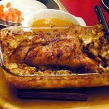 cuisiner canard entier recette canard rôti à la pomme toutes les recettes allrecipes