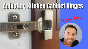 kitchen cabinet door hinge came how to adjust kitchen cabinet doors that won t inspire diy kent